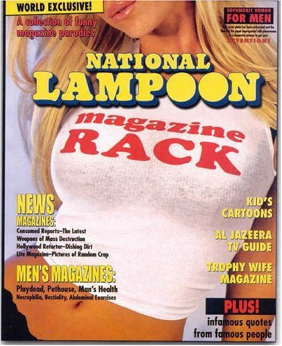 National Lampoon Magazine Rack