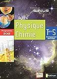 Physique-Chimie Term S spécifique
