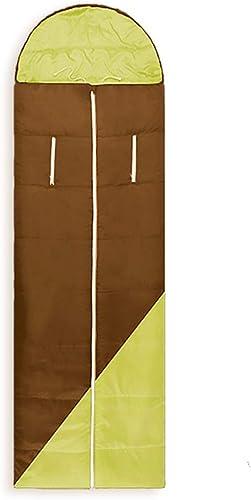 mejor vendido Cuatro Sacos De Dormir De De De La Temporada, Sacos De Dormir del sobre, Sacos De Dormir De La Momia, Equipo Al Aire Libre De Los Deportes (Color   marrón, Tamaño   1.95KG)  lo último