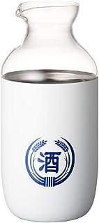 ドウシシャ(DOSHISHA) 徳利 ホワイト 360ml ON℃ZONE(オンドゾーン) 飲みごこち とっくり 酒 OZNN-360SA