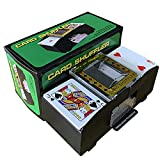 HKTK Barajador automático de Cartas, máquina de barajar de...