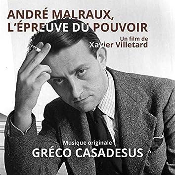 André malraux, l'épreuve du pouvoir (Musique originale du film)
