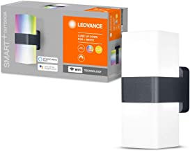 LEDVANCE for Wall   Smart+ Cube Multicolor / 13.50 W   RGBW   3000 K   Aluminum   IP44