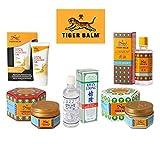Baume du Tigre Pack Decouverte 5 Produits Baume, Lotion et Creme