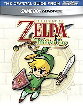 Official Nintendo The Legend of Zelda: Minish Cap Player's Guide 1930206569 Book Cover