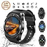 V8 Smartwatch Fitness Watch Wrist Phone Watch...