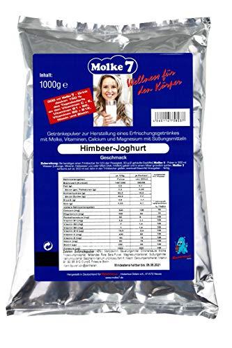 Molkepulver Molke Himbeer-Joghurt1000g