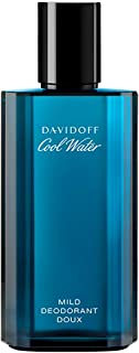 Davidoff Cool Water Mild Deodorant Spray for Men, 75ml