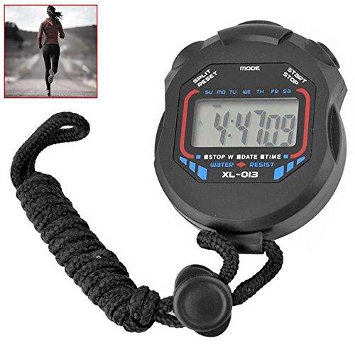 OcioDual Cronometro Digital XL-013 Negro