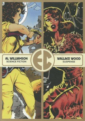 The EC Comics Slipcase Vol. 1 (Vol. 1-4) by Jack Davis (2014-04-19)