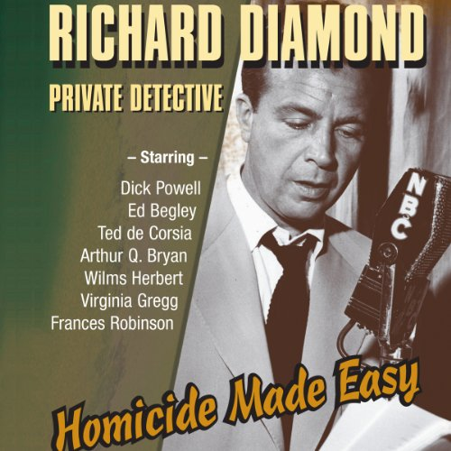 Richard Diamond: Private Detective cover art