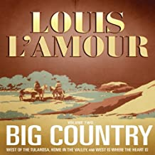 Big Country, Vol. 2: Stories of Louis L'Amour