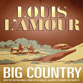 Big Country, Vol. 2 audiobook cover art