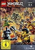 Lego Ninjago - Staffel 12.3 [Alemania] [DVD]