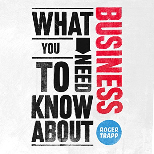 What You Need to Know About: Business audiobook cover art