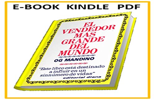 El vendedor mas grande del mundo PDF : Para Kindle y E-Book (Optimo nº 1) (Spanish Edition)