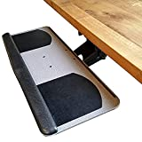 AnthroDesk Keyboard Tray Fully Adjustable with Rotation and Swing
