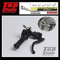 トップスタジオ TOP STUDIO 1/12 Banjo バンジョー ブレーキ フィッティングセット C 6個入り バイク模型 (td23272)
