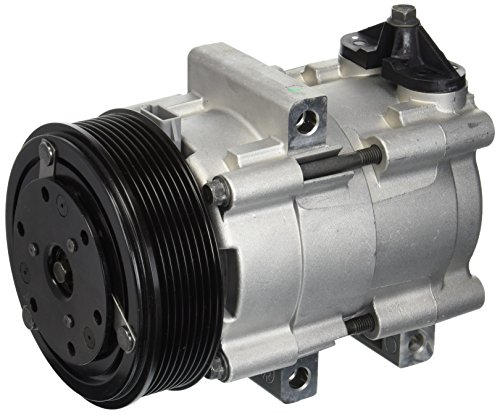 Denso 471-8121 New Compressor with Clutch