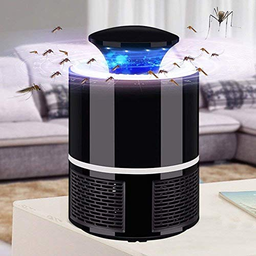 WORKONIC™ Marketing Electronic Led Mosquito Killer Lamp Mosquito Trap Eco-Friendly Baby Mosquito Insect Repellent Lamp (Multi Color)
