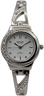Omax Dress Watch For Women Analog Stainless Steel - 00JES810P003