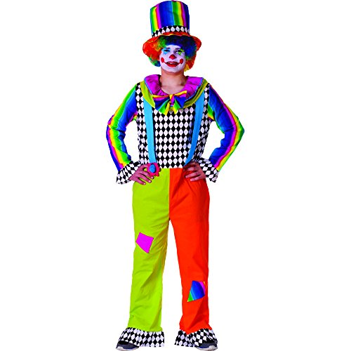 Dress Up America Costume Jolly Clown adulte pour les hommes