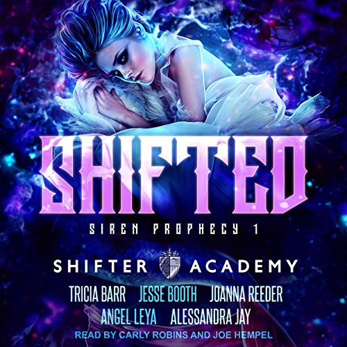 Shifted: Siren Prophecy 1 cover art