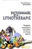 Dictionnaire de la lithothérapie - Propriétés énergétiques des pierres et cristaux naturels - Ambre - 14/03/2005