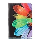 SHUYIT Samsung Galaxy Tab A 8.0 SM-T350 Funda, Alta Calidad PU Cuero Billetera Flip Case Cover Carcasa para Samsung Galaxy Tab A 8.0 SM-T350 Caso con Auto Reposo/Activación