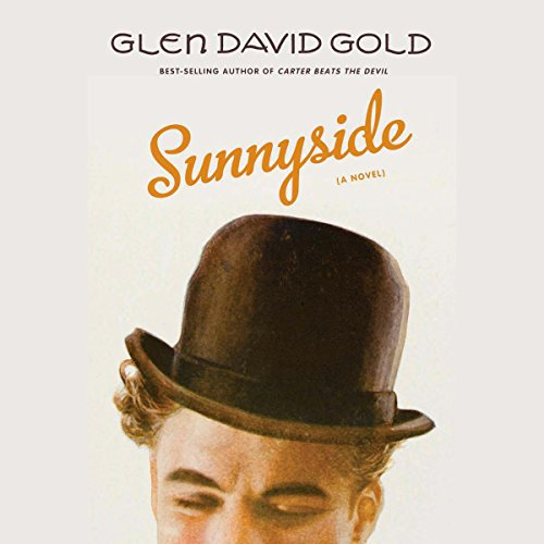 Sunnyside audiobook cover art