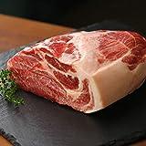 豚肩ロース ブロック 1kg カナダ産 | Pork Shoulder Block 1kg | SKU205