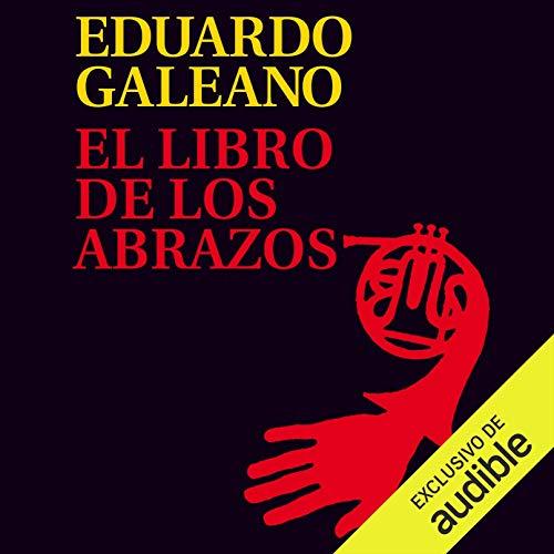Diseño de la portada del título El Libro de los Abrazos
