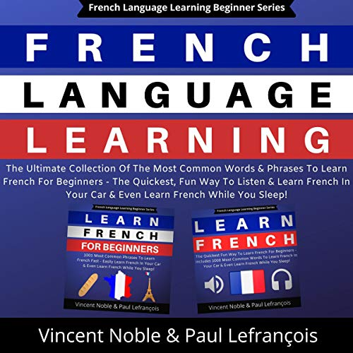 French Language Learning Titelbild