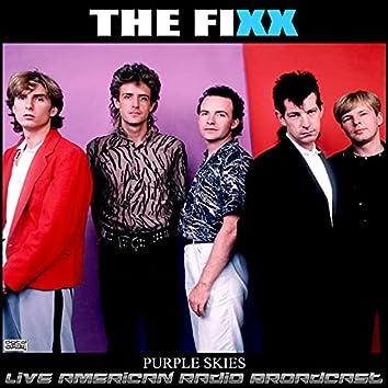 Purple Skies (Live)