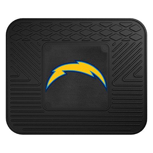 FANMATS NFL San Diego Chargers Vinyl Utility Mat