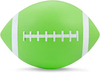 Stylife® Mini Inflatable Football 7.5Inch Playground Balls For Kids and Junior Outdoor Family Games
