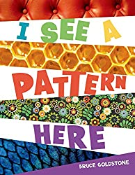 i see a pattern here - patterning book for kids