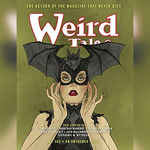 Weird Tales, Issue 363 cover art
