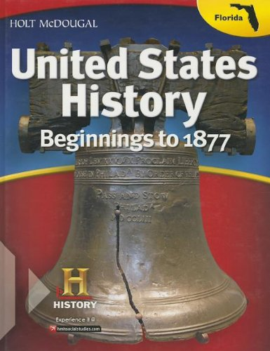United States History: Beginnings to 1877 2013 (Holt McDougal United States History)