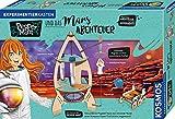 KOSMOS 606077 - Pepper Mint und das Mars-Abenteuer, Erforsche Magnete und ihre unsichtbaren Kräfte auf Peppers Weltraum-Mission zum Mars,Experimentierkasten für Kinder ab 8 bis 11 Jahre -