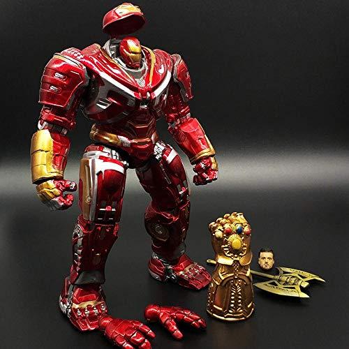 Decddae Marvel Avengers: Endspiel Hulkbuster MK44 20CM Animiertes Charaktermodell