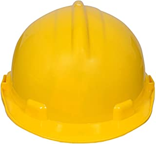 ShopAIS Safety Helmet Hard Hat Work Cap ABS Material Construction Protect Helmets High Quty Breathable Engineering Power Labor Helmet