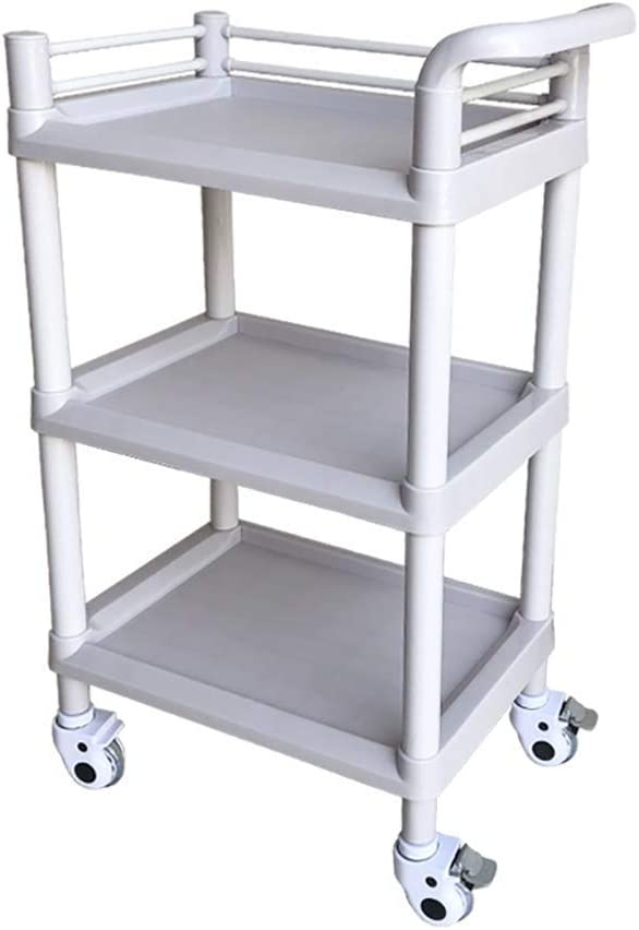 JF-XUAN Cart Sales of SALE items from new works Trolley On Wheels Lowest price challenge ABS 3 Tier Tool