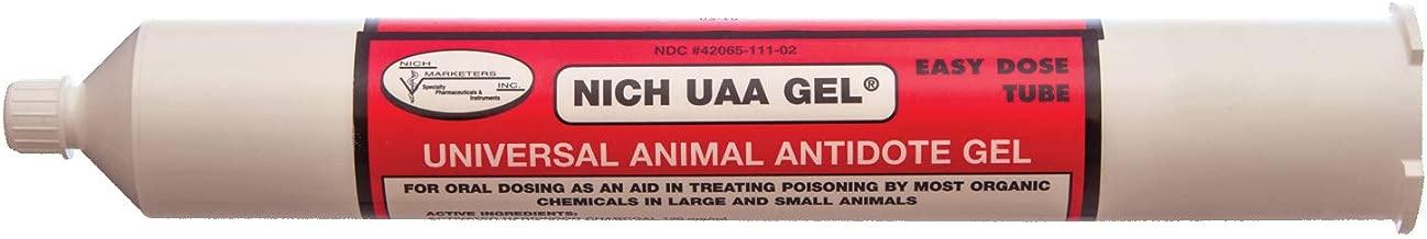 UAA Gel (Universal Antidote Gel), 300 Milliliter (10 Fluid Ounces), Easy Dose Tube