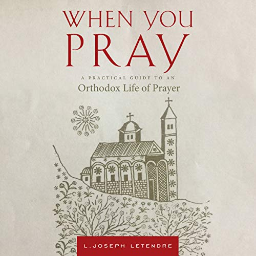 When You Pray Audiobook By L. Joseph Letendre cover art