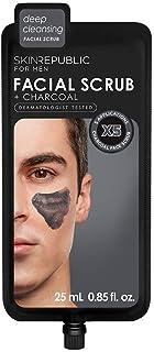 Facial Scrub Charcoal for Men