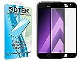 SDTEK Verre Trempé pour Samsung Galaxy A5 2017 Couverture Complète Protection écran Film...