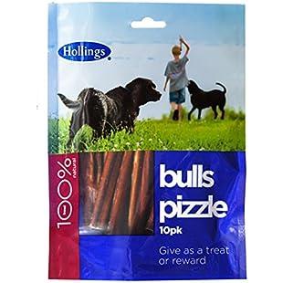 Hollings Bulls Pizzle Pre Pack, 10-Piece