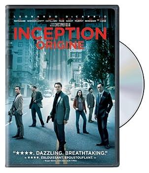 DVD Inception Book