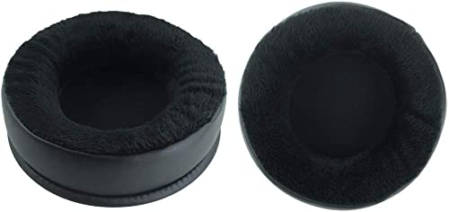 new arrival Ear Pads Cushion Earpads Replacement Compatible with Superlux HD668B HD681 online HD681B HD662 discount Headphones (Velvet Leather) sale